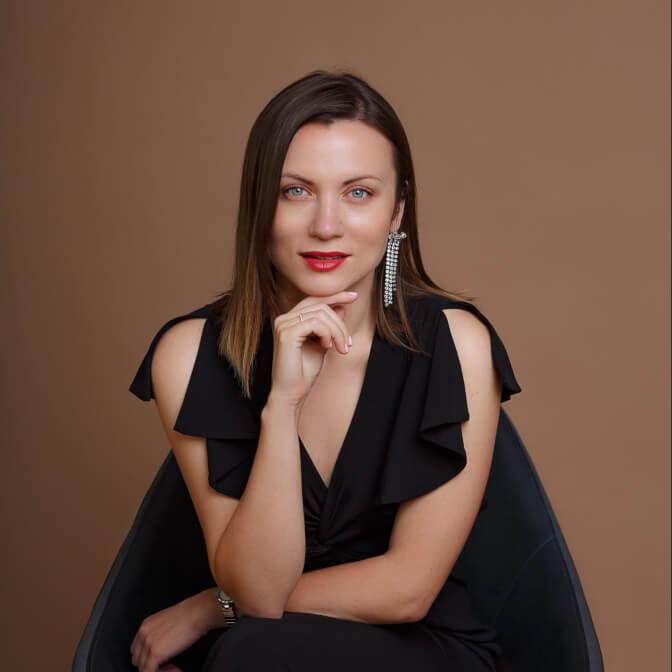Olga Lesnykh Digital Marketing SEO Frankfurt